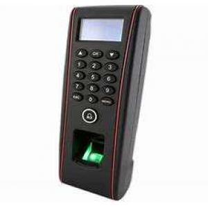 Controle de acesso com biometria
